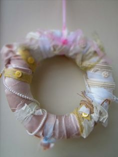 white-polystyrene-rag-wreath